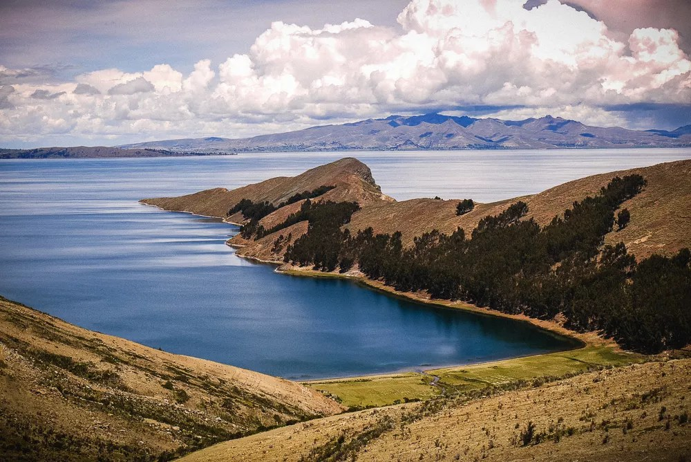 Isla Del Sol Day Hike Lake Titicaca