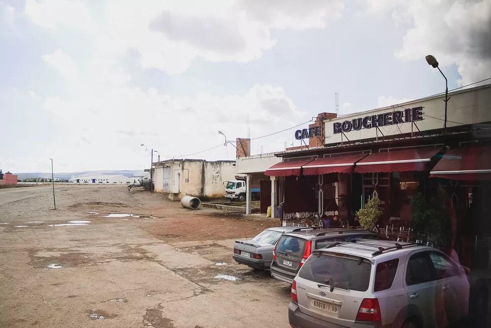 Cafe Boucherie Morocco