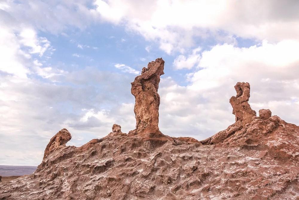 Tres Marias in the Valle de la Luna