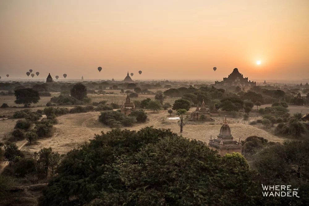 Ballooning-Over-Bagan-Must-Do