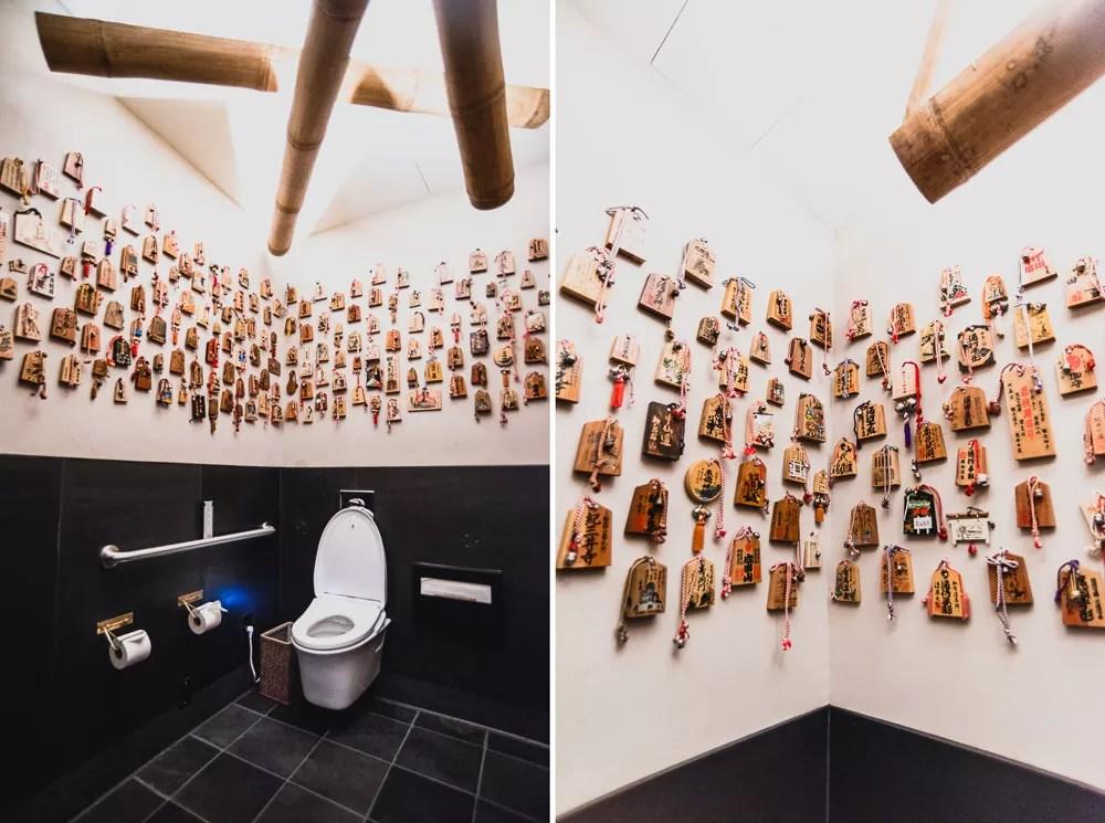 Japanese Toilet At Onsen SF