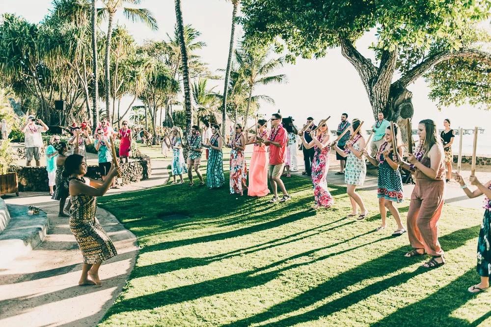 Old Lahaina Luau Interactive Dance-1