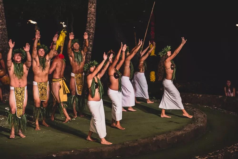 Old Lahiana Luau Best In Hawaii Performers