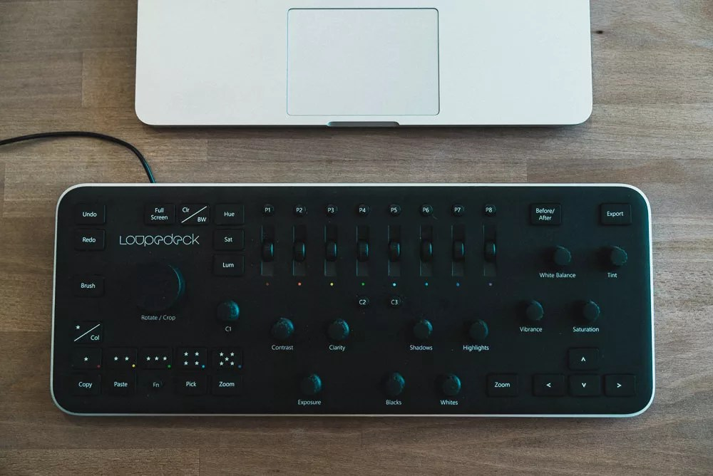Loupedeck Lightroom Console Unboxed