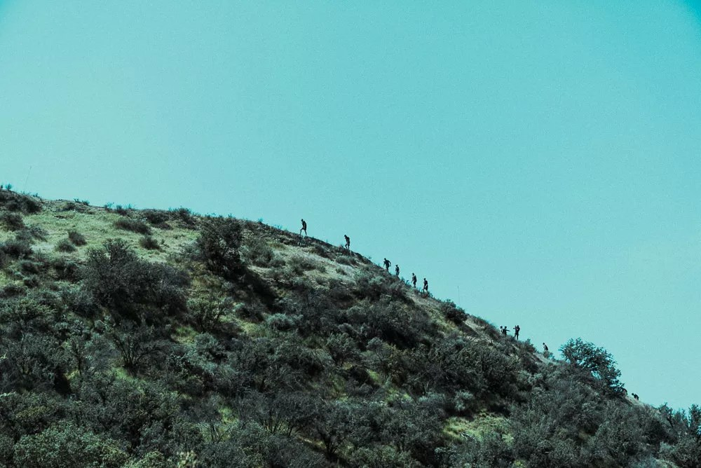 Everest Hill Climb At Bear Grylls Survival Challenge