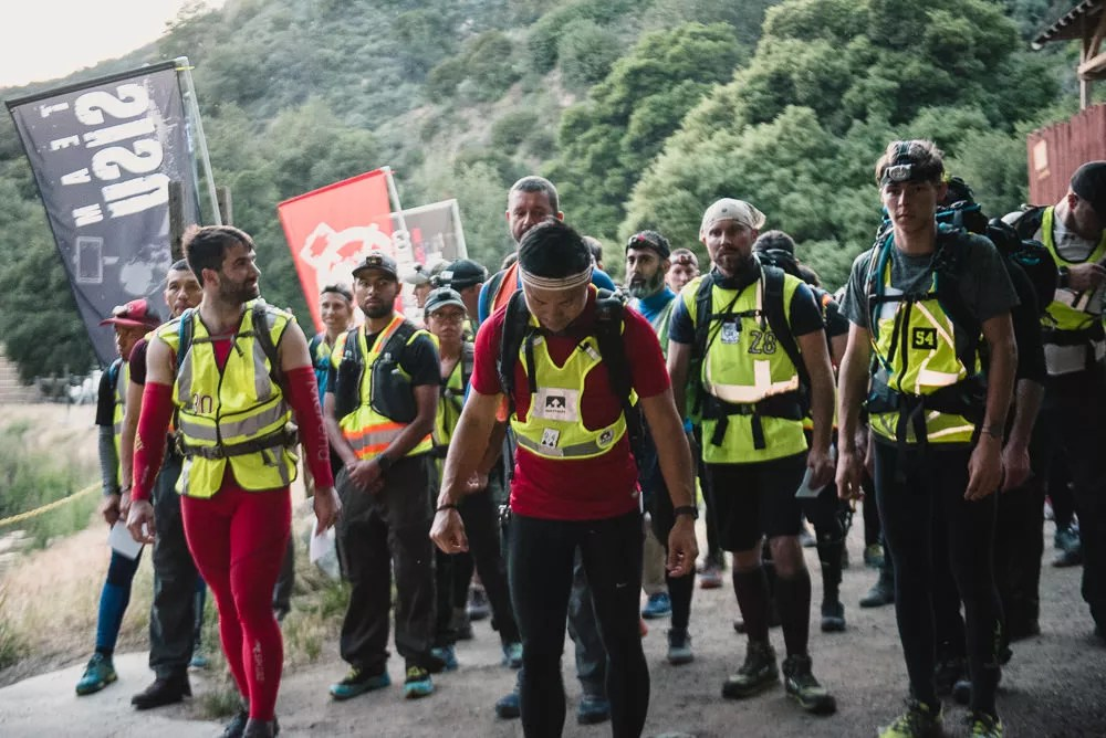 SISU Iron Endurance Running Event
