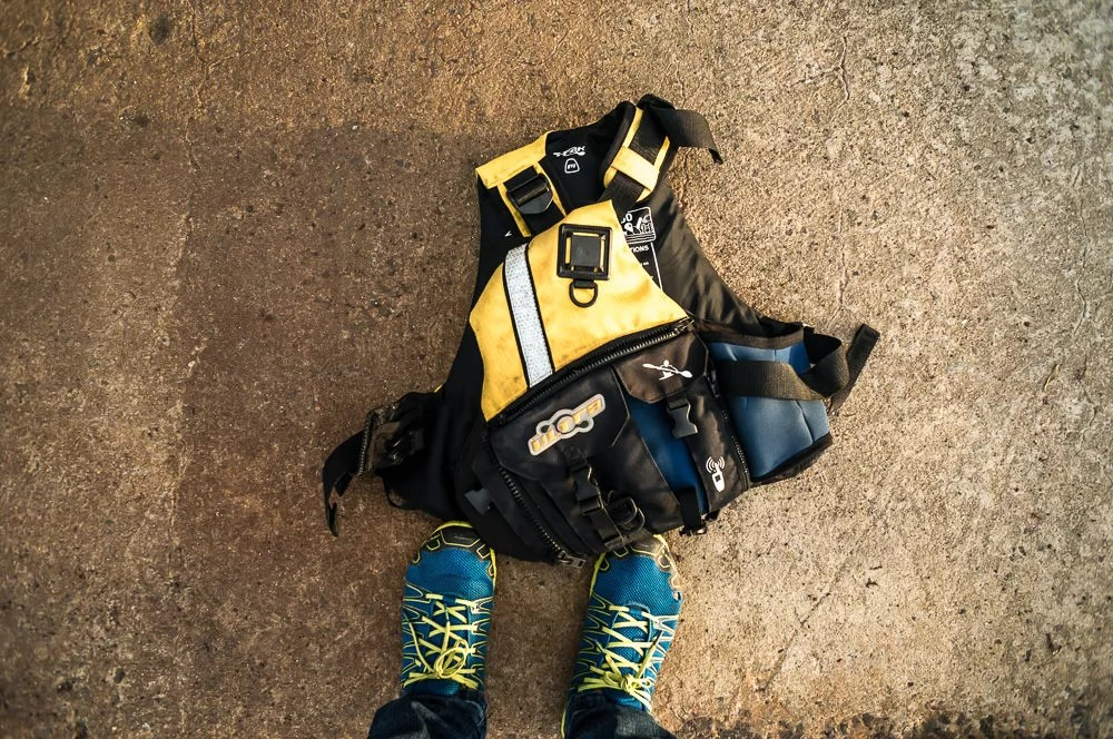 kayak melbourne life jacket