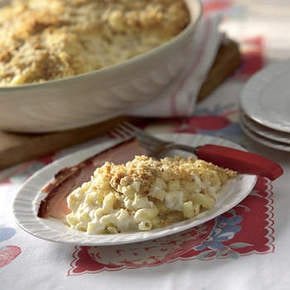 Baked Macaroni & Cabot White Cheddar Cheese