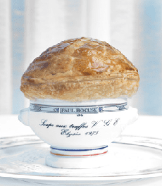 Paul Bocuse Truffle soup V.G.E.
