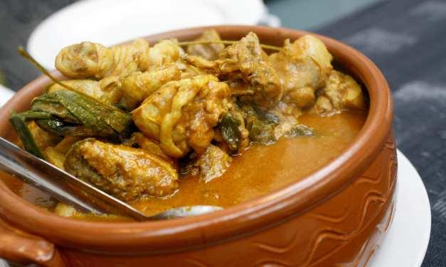 Wanitha Tanasingam Bio & Her Kari Ayam (Chicken Curry)