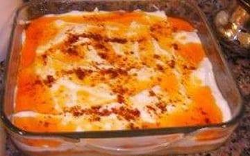 Sarimsakli Patates Püresi or Potato Puree with Garlic From Mandarian Botique Hotel