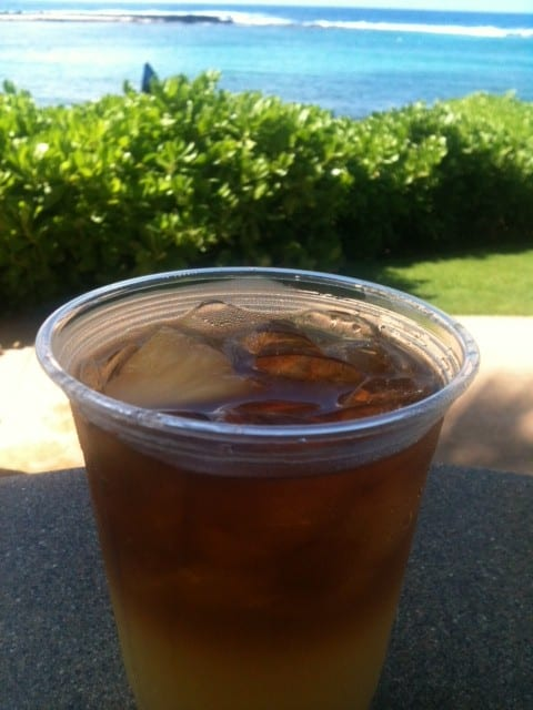 Original Mai Tai with dark rum topper Photo: Brenda C. Hill