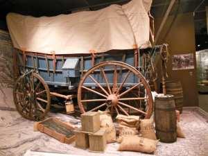 Conestoga Wagon Photo: Maralyn D. Hill