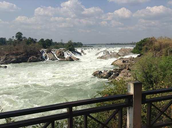 Khane Phapheng Falls Is the Third Largest Waterfall on Earth - by Andrew Kolasinski