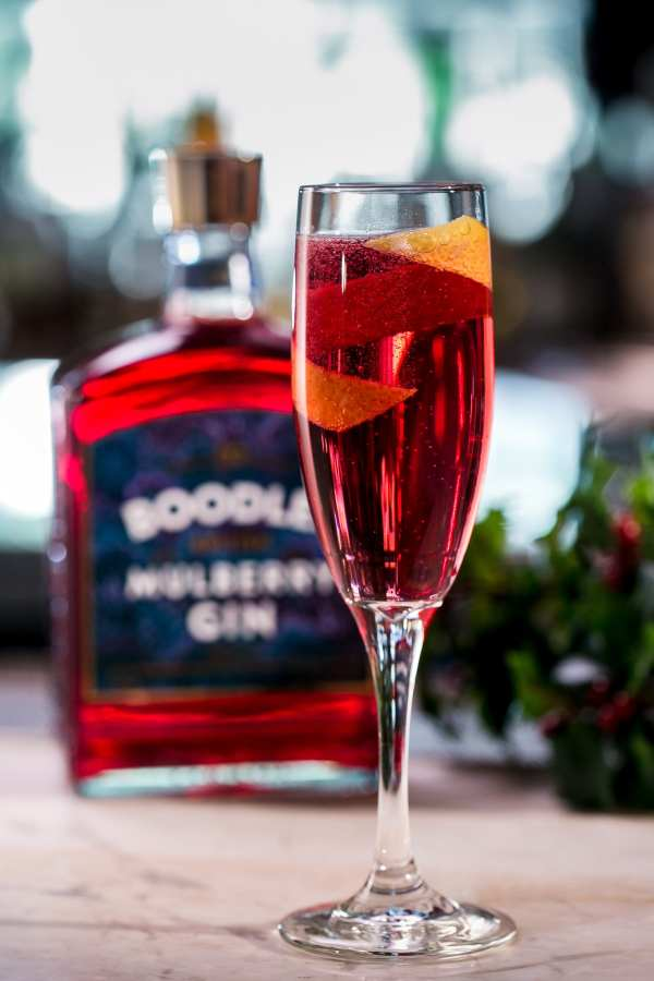 Boodles Royale Champagne Cocktail