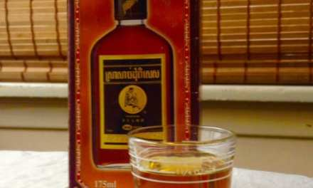 Mekong Whiskey for Strength and Vitality