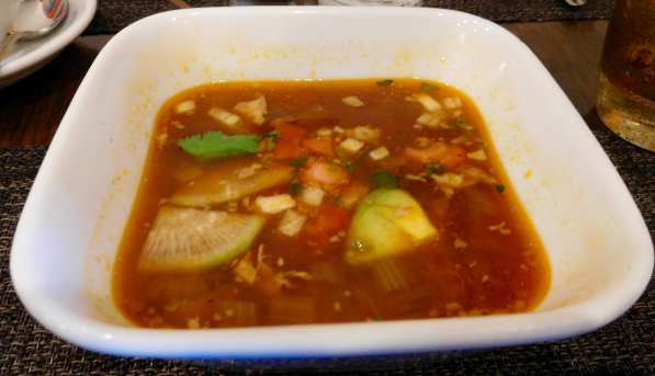 Roasted Pork Posole Soup - Photo: Maralyn D. Hill