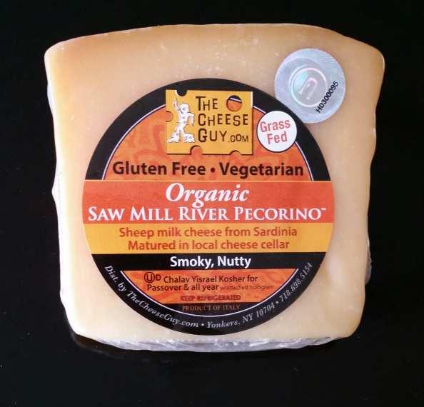 The Cheese Guy Saw Mill River Pecorino