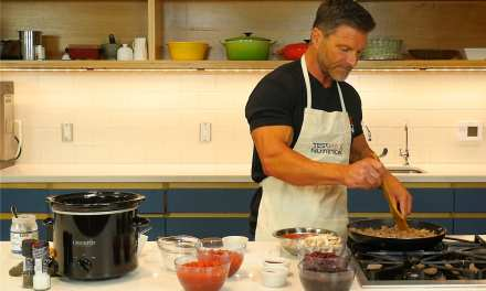 Clark Bartram's Testosterone-Boosting Chili Recipe