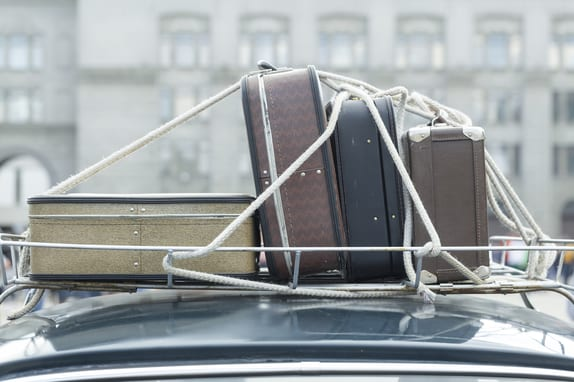 Consider extra luggage space