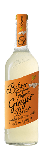 The Belvoir Mule, made with a Belvoir Ginger Beer