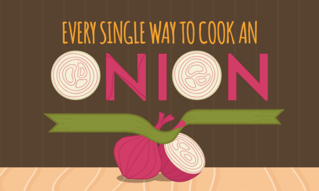 Every Single Way To Cook An Onion