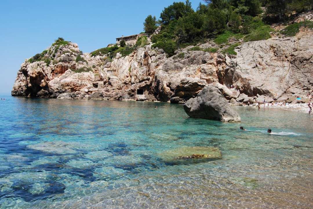 Cala Deia: Mallorca, Spain