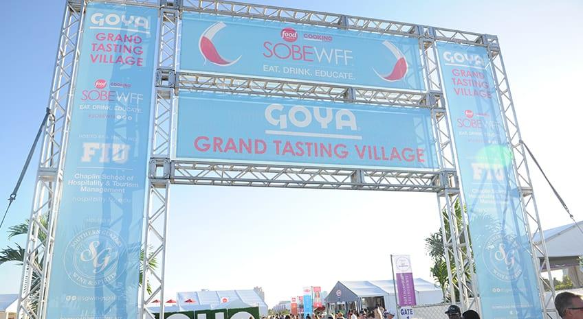 Goya Tasting Village