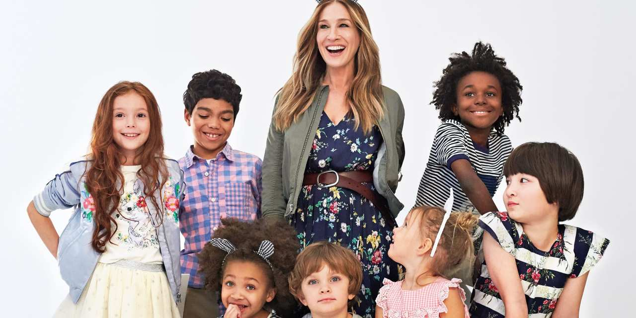 ec84bbea95 Gap Launches Limited-Edition Collection with Sarah Jessica Parker ...