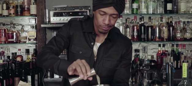 Nick Cannon stirs up a mai tai and more on Fuse's Behind the Bar