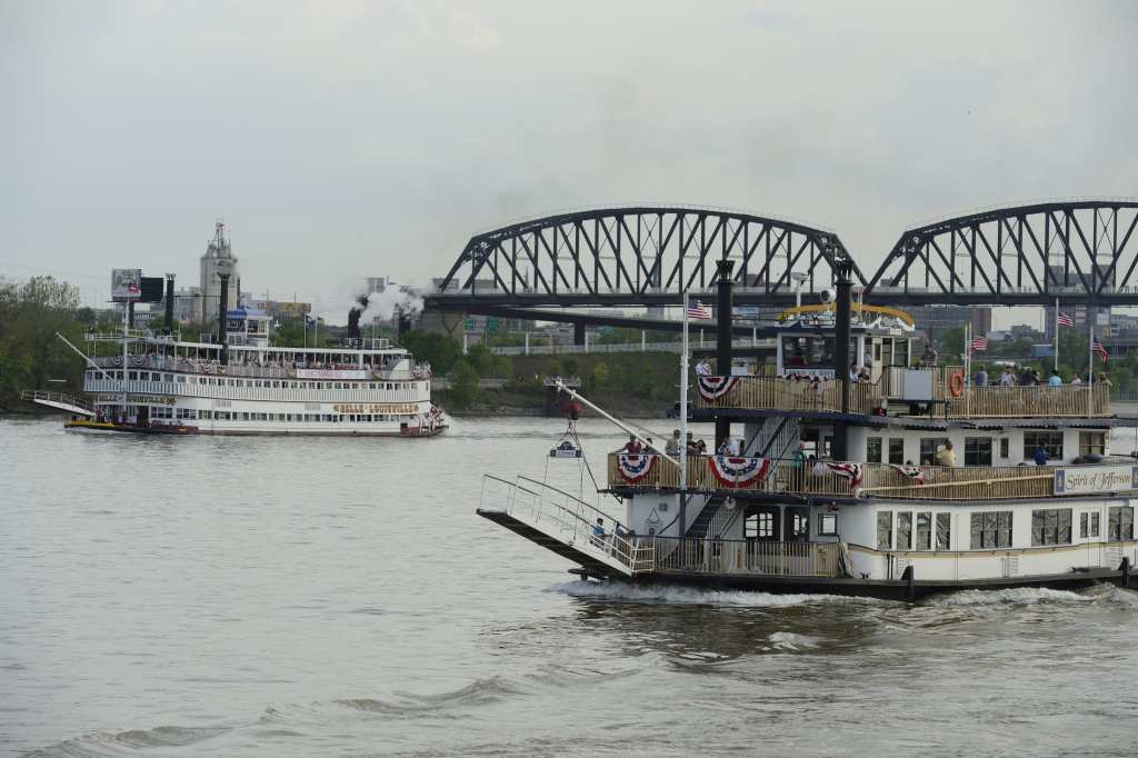American Queen Steamboat Company's American Duchess