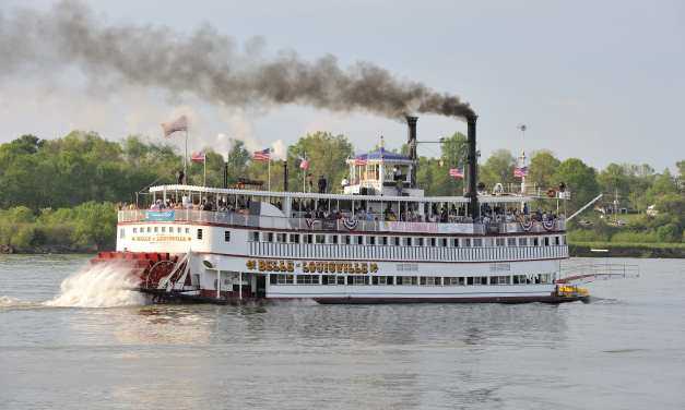 American Queen Steamboat Company's American Duchess to participate in Great Steamboat Race