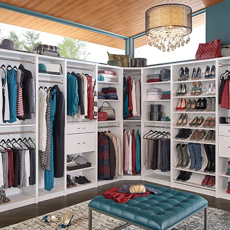 Creating Closet Perfection