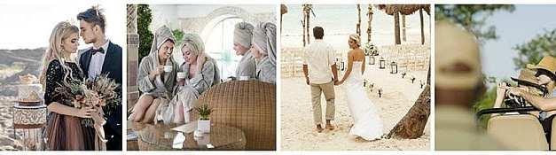 POPULAR DESTINATION WEDDINGS AND HONEYMOONS