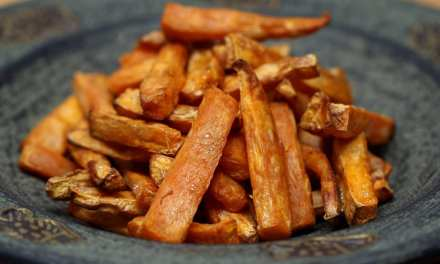 Glazed Sweet Potatoes from Fiore