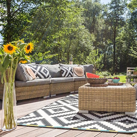 4 Steps to Spruce Up Outdoor Spaces
