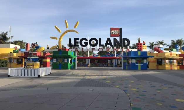 LEGOLAND Celebrates 20 Years in California