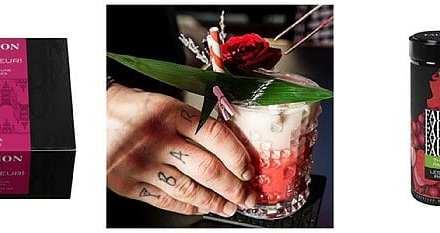 FAUCHON L'Hotel Paris Introduces Tea Infused Cocktails