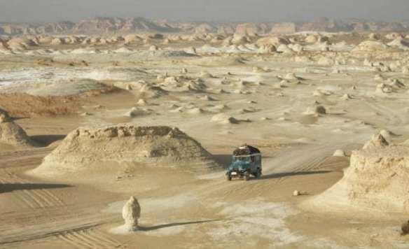 Egypt-desert