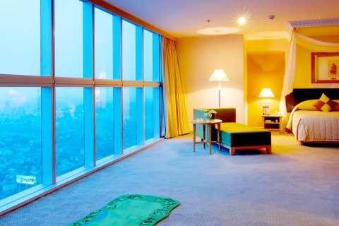 Baiyoke Sky Hotel room