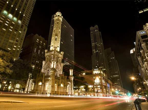 Magnificent Mile by pictureguy32