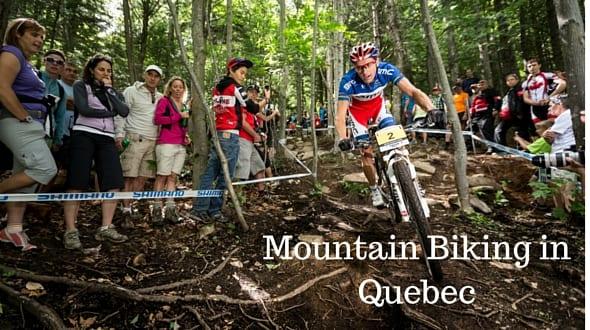 Mountain Biking in Quebec
