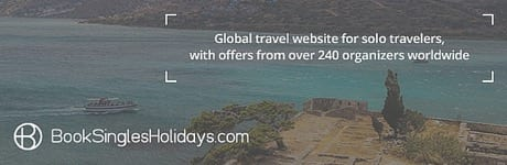 Dare to Venture Out as a Solo Traveler with BookSinglesHolidays.com!
