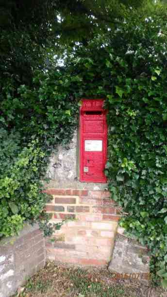 Poynings postbox