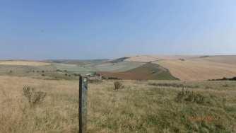 High Hill towards Standean Bottom