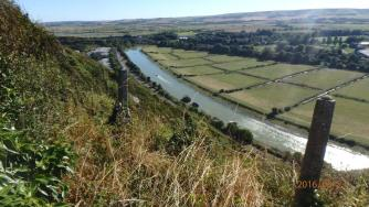The River Ouse from Cuilfail