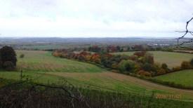 Buckland Hoo view towards Tring