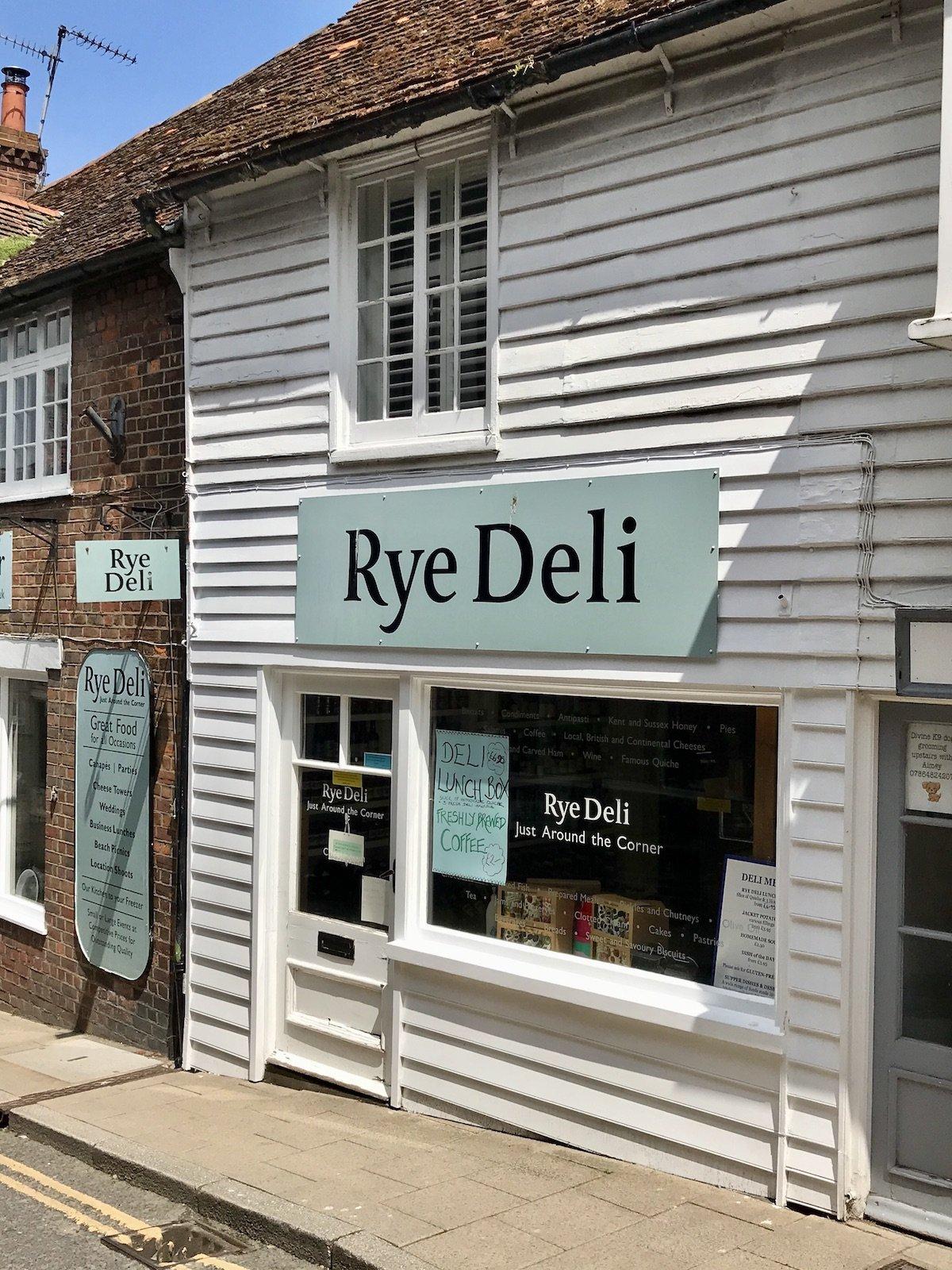 Rye Deli