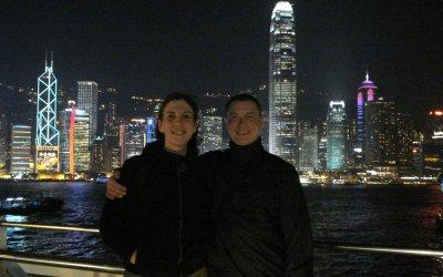 Arriving in Hong Kong: the sweet reek of adventure!