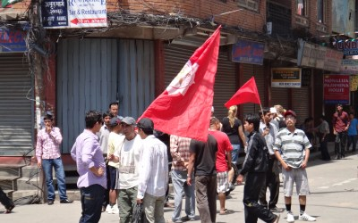 """Nepal plunges into turmoil as confusion reigns"""